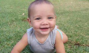 Baby Charles Mullaley