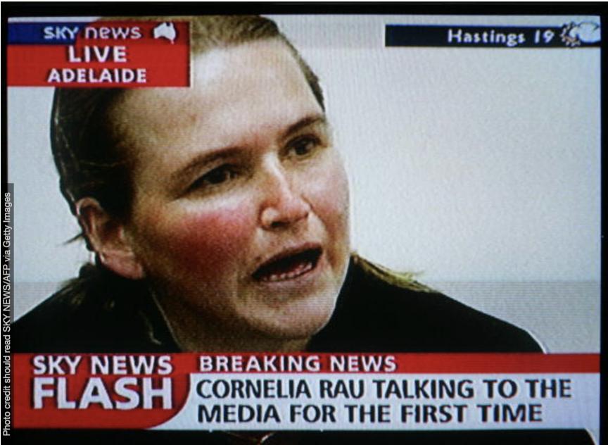 Cornelia Rau on Sky News